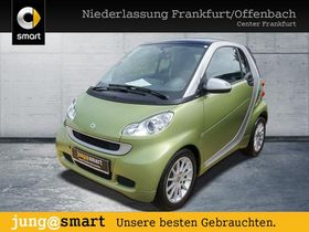 smart fortwo coupe mhd Passion Panoram.SV.ISOFIX.Klima