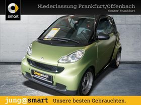 smart fortwo cabrio mhd Pure softouch.Shz.Klima.NP16te