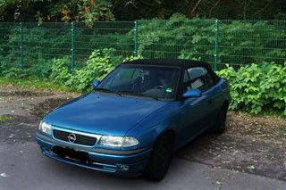 Opel Astra Cabrio 1.6i Bertone Edition