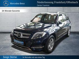 Mercedes-Benz GLK 220 BT 4M FahrAss.Memory.Navi/Com.Xen/ILS.