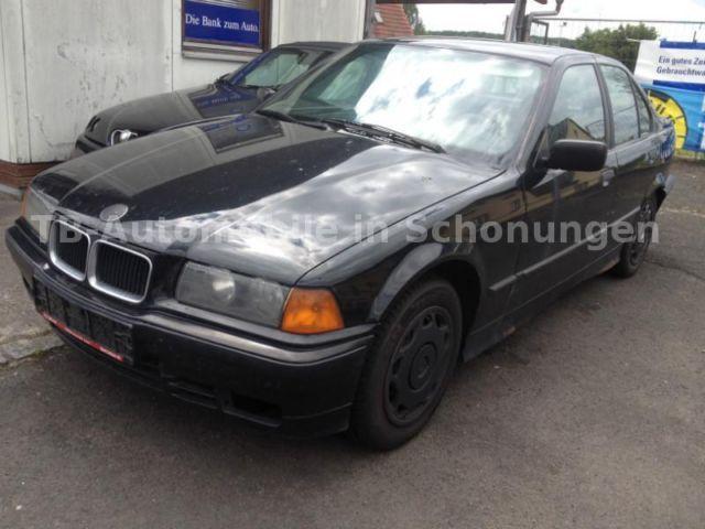 BMW 316i AHK    Tüv 09-2015