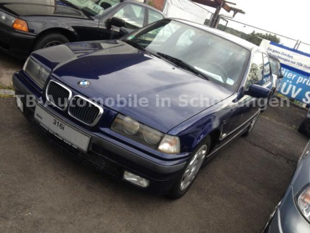 BMW 316i compact Comfort Edition ASC 4x Airbag