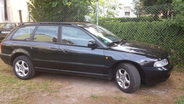 Audi A4 Avant 1.8