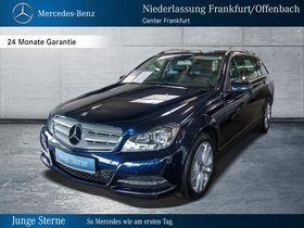 Mercedes-Benz C 200 TCDI Avantgarde AHK.Parktr.Navivorr.NP47te
