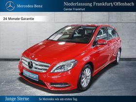 Mercedes-Benz B 180 Xen/ILS.AHK.7GAutomat.Tempom.LMR16.NP33606