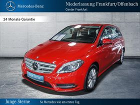 Mercedes-Benz B 200 Xen/ILS.aktiverParkAss.LMR16.Sitzhzg.Temp.