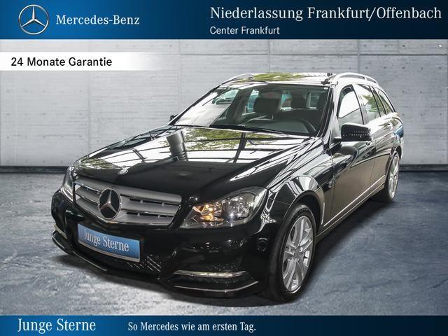 Mercedes-Benz C 180 T Avantgarde Stdhz.KeylGo.AHK.Navivo.NP49t