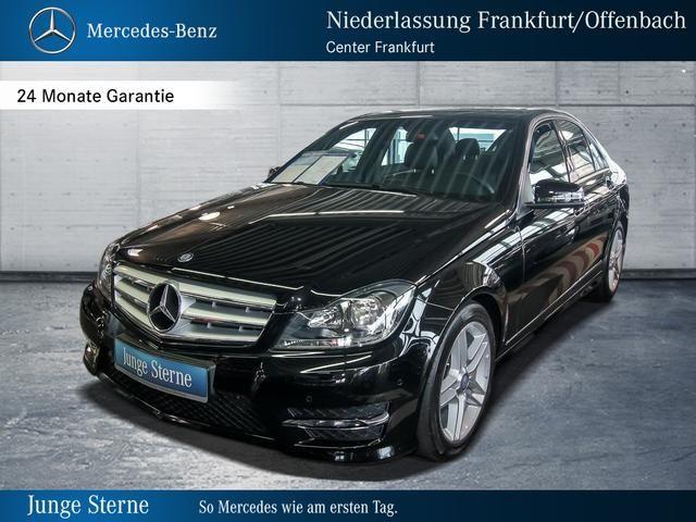 Mercedes-Benz C 180 Avantgarde Sportpaket AMG Styling NP 45494