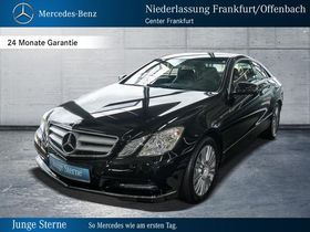 Mercedes-Benz E 200 Coupe Parktr.Automat.Tempom.Navivorr.NP48t
