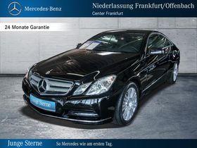 Mercedes-Benz E 350 CDI Coupe Parktr.Automat.Navi.Sitzhzg.