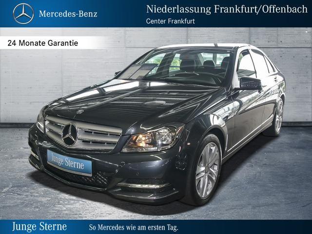 Mercedes-Benz C 180 Avantgarde Parktr.7GAutom.Navi.CDW NP43teu