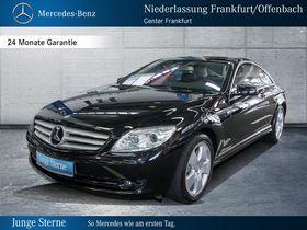Mercedes-Benz CL 500 NachtsichtAss.KeylGo.Distr+.LMR18.Navi/Co