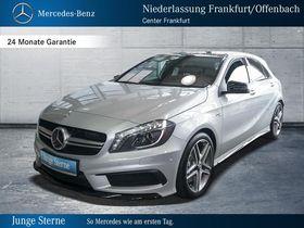 Mercedes-Benz A 45 AMG AMG Exklusive Navi.Distr+.Panoram.Night