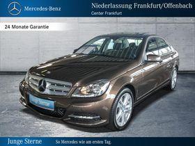Mercedes-Benz C 180 Avantgarde AHK.GSHD.Navi.CDWe.Parkt.NP43te