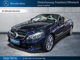 Mercedes-Benz E 350 Cabrio Sportpak.FahrAss.KeylGo.NP 82.616,-