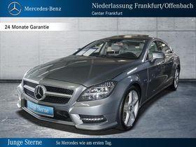 Mercedes-Benz CLS 500 Sportpaket AMG Nachtsicht.Stdh.SHD.Airma