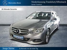 Mercedes-Benz E 200 TCDI Avantgarde AHK.Navi.MemoryPak.NP55537