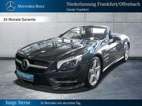 Mercedes-Benz SL 350 AMG Sportpaket Sty.FahrAss.KeylGo.NP122te