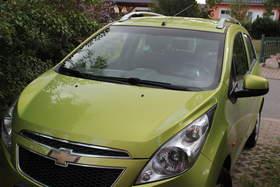 Chevrolet Spark, Schräghecklimousine