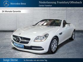 Mercedes-Benz SLK 250 CDI Led.Parktr.Navi.LED.CDWechs.Airscarf