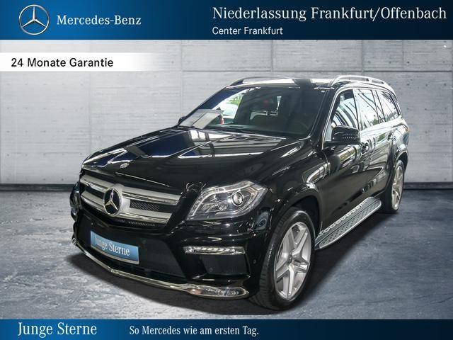 Mercedes-Benz GL 350 BT 4M AMG Sportpaket Panorama.AHK.Xen/ILS