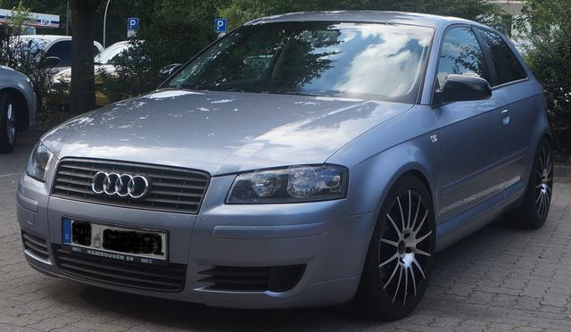 Audi A3 Sonderedition
