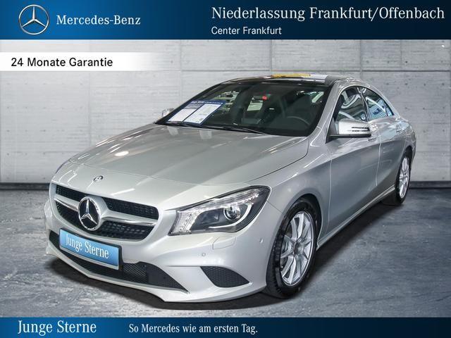 Mercedes-Benz CLA 220 CDI Urban Panoramad.BiXen.aktiverParkAss