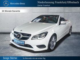 Mercedes-Benz E 200 CGI Cabrio Sportpaket KomfPak.Facelift2014