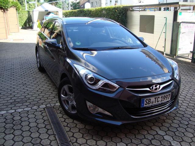 Hyundai i40 CRDI