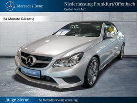 Mercedes-Benz E 250 Cabrio Sportpaket Navi.LMR18.Facelift2014!