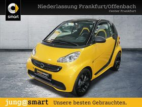 smart fortwo coupe Passion Edition cityflame SV.Shz.