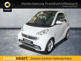 smart fortwo coupe Pulse Navi.Klima.SV.Tridion in Weiß