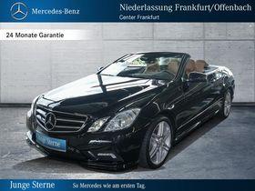 Mercedes-Benz E 250 Cabrio Sportpaket AMG Styling Navi.Memory