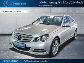 Mercedes-Benz C 180 Avantgarde Parktr.Navivorr.LED.Shz.NP 40te