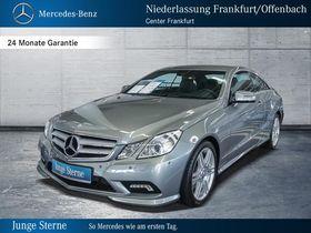 Mercedes-Benz E 200 Coupe Sportpaket AMG Styling Xen.Navi.LMR