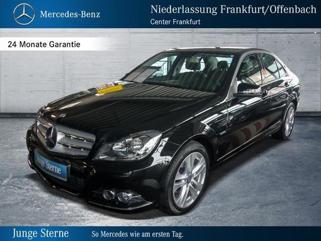 Mercedes-Benz C 180 CDI Avantgarde AHK.Navi.Klima.Sitzhzg.DPF