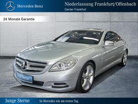 Mercedes-Benz CL 500 Coupe 4M FahrAss.Airmat.LMR19.Navi/Com.Xe