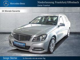 Mercedes-Benz C 200 TCDI Elegance Xen.AHK.Parktr.Navi.CDWechs.