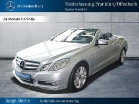 Mercedes-Benz E 350 Cabrio Xen/ILS.Parktr.Navi/Co.Airscarf/Cap