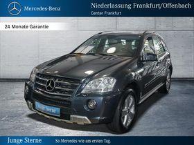 Mercedes-Benz ML 350 CDI 4M AMG-Styling Airmat.Navi.GSHD.Memor