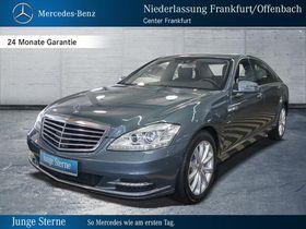 Mercedes-Benz S 350 4M Lang FahrAss.GSHD.LMR18.Stdhzg.MemoryP.