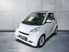 smart fortwo cabrio mhd Passion Sitzhzg.Klima.softouch