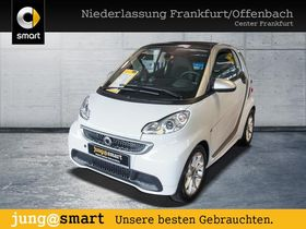 smart fortwo coupe mhd Passion Panoramadach Navi