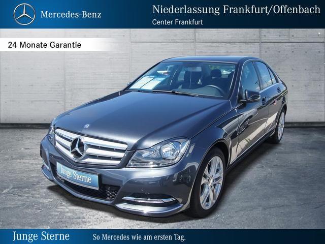 Mercedes-Benz C 180 Avantgarde AHK.Parktr.7GAutom.NP 42.858,-