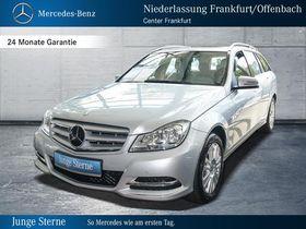 Mercedes-Benz C 180 T Elegance FahAss.Navi/Com.SHD.AHK.NP54te