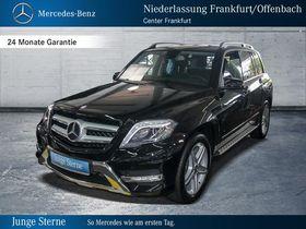 Mercedes-Benz GLK 220 CDI AMG Sportpaket Leder Xenon Parktr.