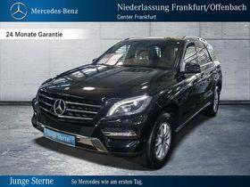 Mercedes-Benz ML 350 BT 4M Navi/Com.Xen.elektrHklp.LederBeige