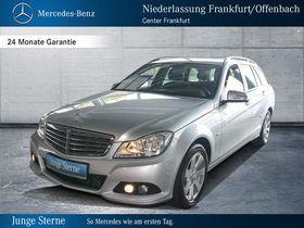 Mercedes-Benz C 180 TCDI Parktr.Tempom.Sitzhzg.Klima.Radio/CD