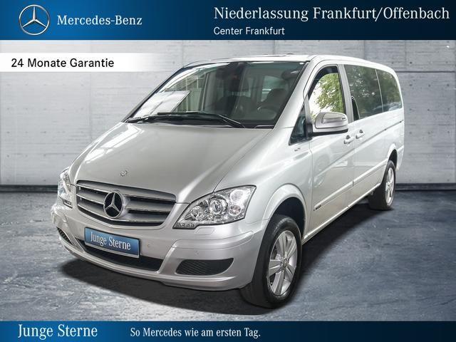 Mercedes-Benz Viano 2.2 CDI lang 4M Edition Ambiente AHK.GSHD