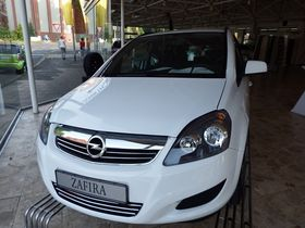Opel Zafira B 1.8 Family